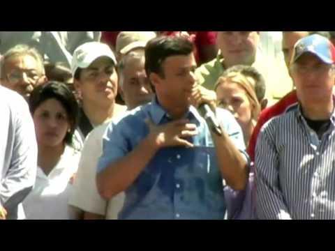 La fórmula de Leopoldo López para el cambio en 2016.