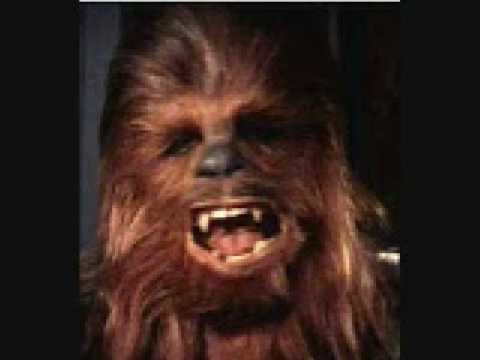 Chewbacca sound byte Video