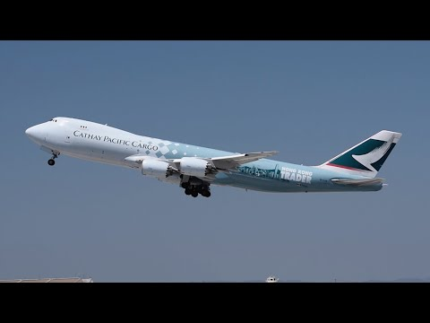 Cathay Pacific Cargo's