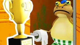 Download Lagu THE SEARCH FOR THE GOLD TROPHY - Amazing Frog - Part 68 | Pungence Gratis STAFABAND