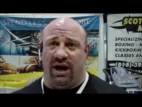 Scot Mendelson - World's Strongest Bench Press Powerlifter Image 1