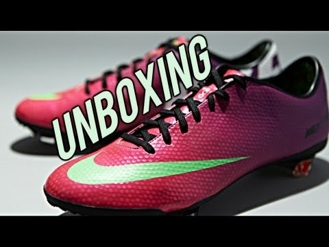 Nike Mercurial Vapor IX AG Unboxing - www.FootballBoots.co.uk