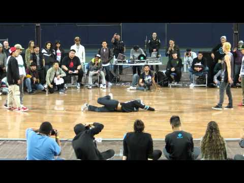 Jinjo Crew (&#51652;&#51312;&#53356;&#47336;) vs. Squadron @ Break LA x Battle Royale 2013 - UCLA