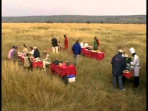 Le long voyage des gnous au Kenya