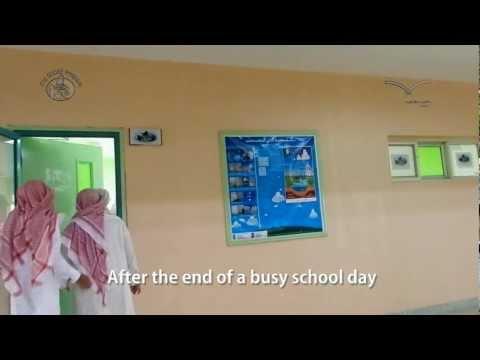 GLOBE - THE DAY OF EARTH 2013 - AL-MURABBA' مدرسة المربع