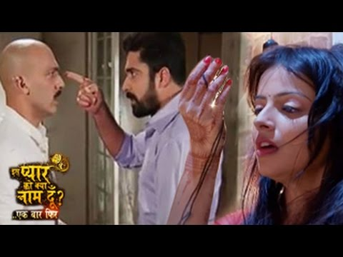 Iss Pyaar Ko Kya Naam Doon 2 14th October 2014 EPISODE | Shlok SAVES Astha & Niranjan EXPOSED