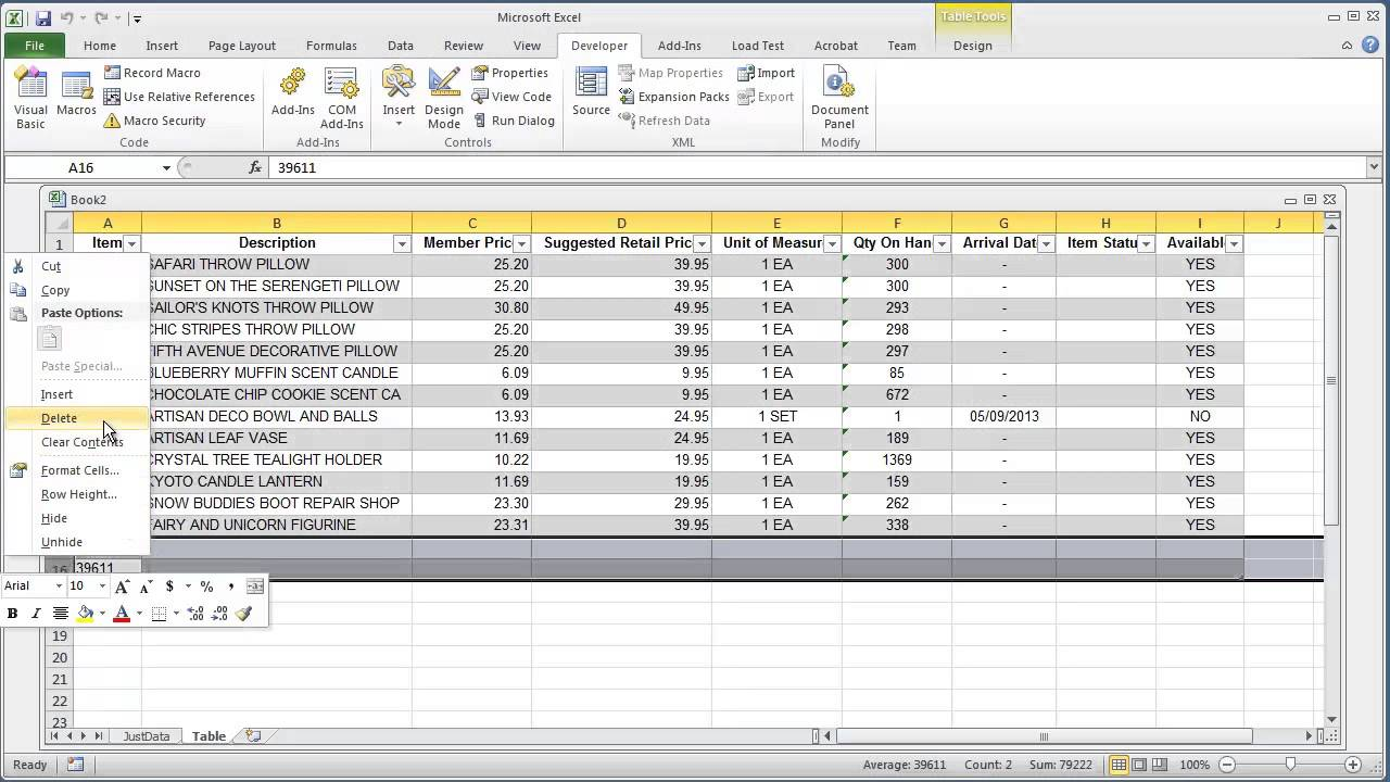 vba add in how to