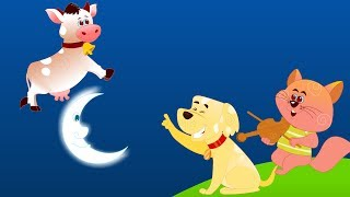 Hey Diddle Diddle | Kids Songs | Nursery Rhymes For Toddlers | Cartoons by Kids Tv