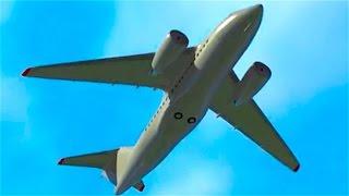 Aviones para niños - Aeropuerto