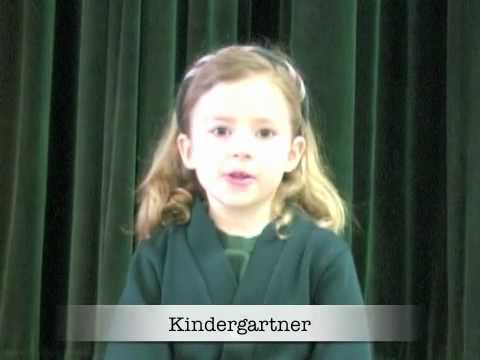 Kindergarten at St Patricks School