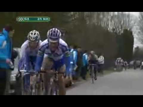 2009 E3 Prijs Vlaanderen Highlights: Filippo Pozzato takes the win over Tom Boonen!