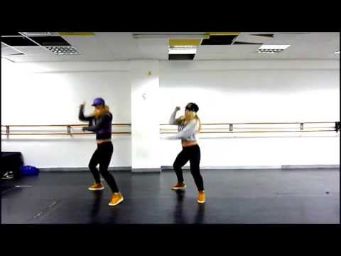 Bubble butt - Major Lazer, Bruno Mars, 2Chainz, tyga / I-M blonde choreo by Irena freidin