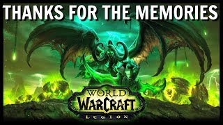 World of Warcraft: Let's Talk About Legion A Final Time | MMO Discussion LIVE