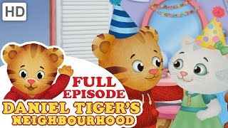 Daniel Tiger - Friends Help Each Other (HD - Full Episode)