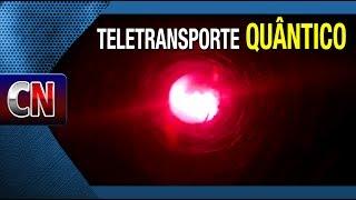 Chineses fazem teletransporte quântico entre a Terra e Espaço
