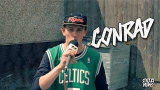 Conrad - Street Views [EP.6]: Blast The Beat TV