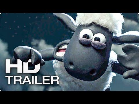 SHAUN DAS SCHAF Film Trailer 2 German Deutsch (2015)