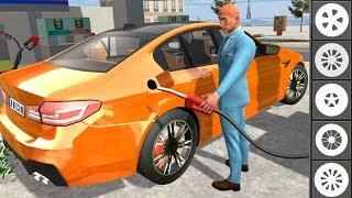 Car Simulator BMW M5 Android Gameplay