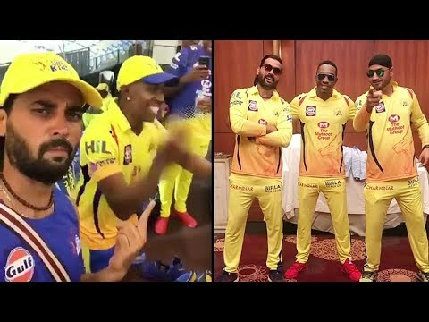 CSK Vs MI Dj Bravo Celebration After Match | IPL 2018