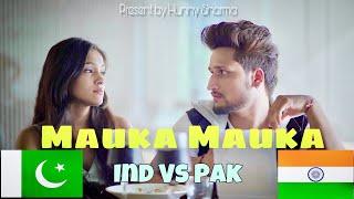 MAUKA MAUKA ON BLIND DATE || HUNNY SHARMA ||