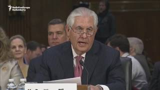 download Tillerson: U.S. Must Win 'War Of Ideas' To Defeat Radical Islam Video