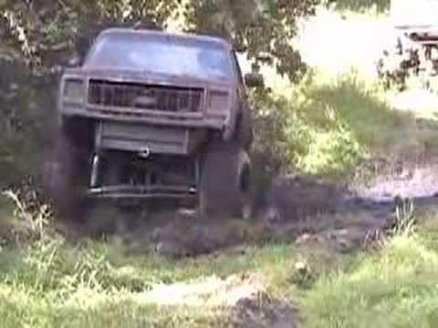Turbo mud truck, take 2