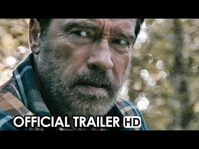 Maggie Official Trailer #1 (2015) - Arnold Schwarzenegger Movie HD