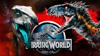 Индораптор в Jurassic World The Game Гибрид из Мира Юрского Периода 2