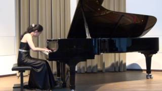 Si Chen playing Beethoven, Debussy and Rachmaninov