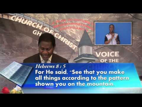 Critical Nature Part 3, Minister Abraham Monney, Church of Christ,Ghana       23 08 2015