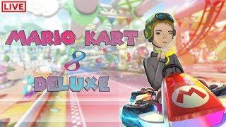 Mario Kart 8DX and Super Mario Maker 2 4K Celebration LETS GO!!!!