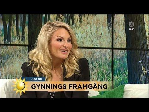 Så blir du framgångsrik - Carolina Gynnings bästa tips - Nyhetsmorgon (TV4)