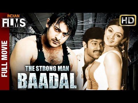 The Strong Man Baadal Full Hindi Dubbed Movie | Prabhas | Aarti Agarwal | Mango Indian Films thumbnail