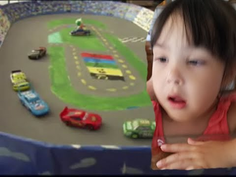 Piston Cup Race II Disney Cars