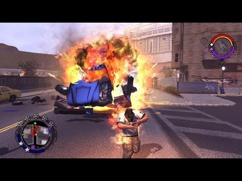 CGR Undertow - SAINTS ROW review for Xbox 360