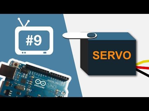 Arduino Tutorial - 9. Der Servo (#9)