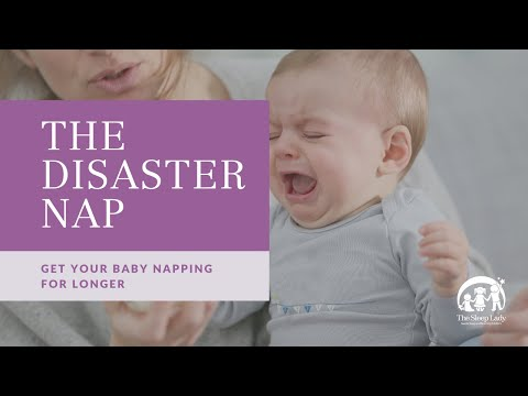 Baby Sleep Problem: My 6 Month Old Baby Will Only Nap for 30 Minutes!