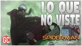 Spider-Man: Far From Home Trailer Análisis Y Todo Lo Que NO Viste