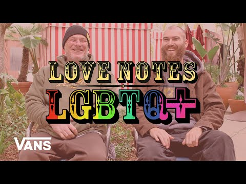 LGBTQ+ Love Note: A Conversation With ChandlerBurton | Jeff Grosso's Loveletters to Skateboarding