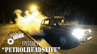 StrzeleckiGarage #4 - PETROLHEADS LIFE - DRIFT BUS Mazda mpv , IS e36 first tests and more