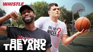 HILARIOUS NBA Impersonations | How FamousLos & MaxIsNicee Went VIRAL