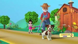Bingo Hindi Rhyme | education | youtube hindi | 3d | hindi baby songs | parents | Kiddiestv Hindi