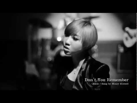 Minzy-Don't you remember