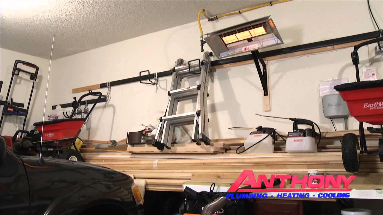 Garage Heaters Infrared Kansas City Youtube