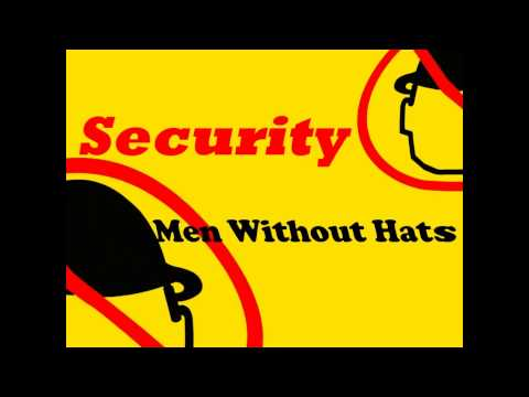Men Without Hats - Security