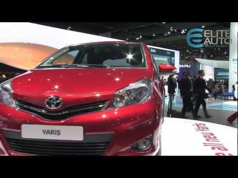 Essai Toyota Yaris III 1.4 D-4D 90ch - Francfort 2011