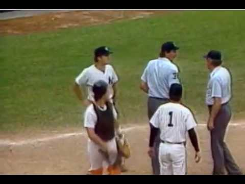 Pine Tar Incident with George Brett.wmv