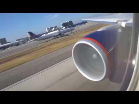 [AMAZING ENGINE SOUND] [SU 107] Aeroflot Boeing 777-300ER Powerful Economy Comfort Takeoff at LAX