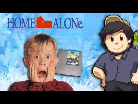 Home Alone Games - JonTron