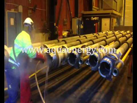 Drilling And Marine Riser Cleaning Youtube